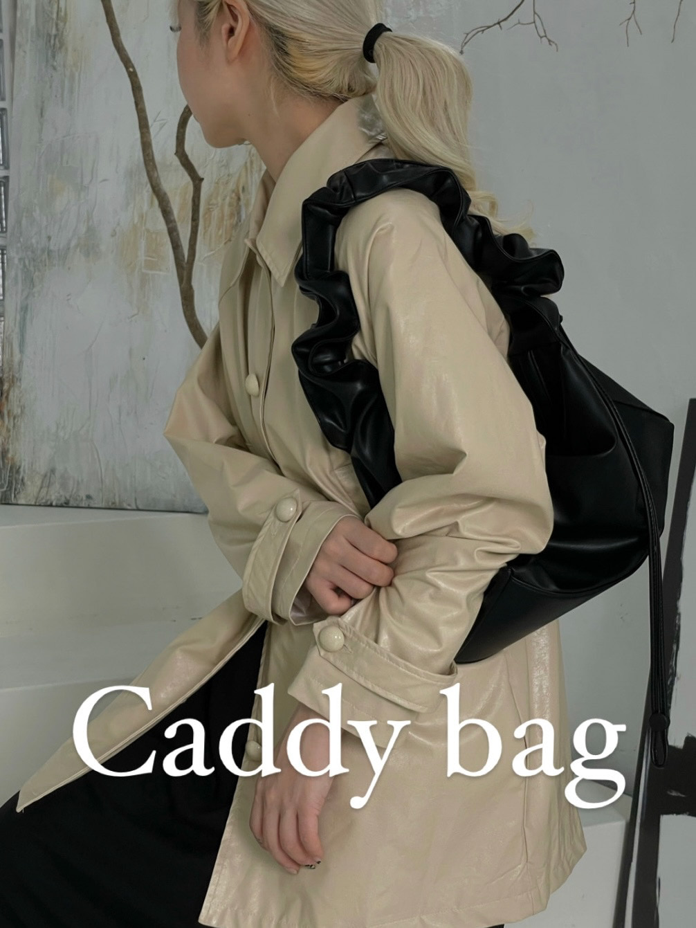 Caddy bag