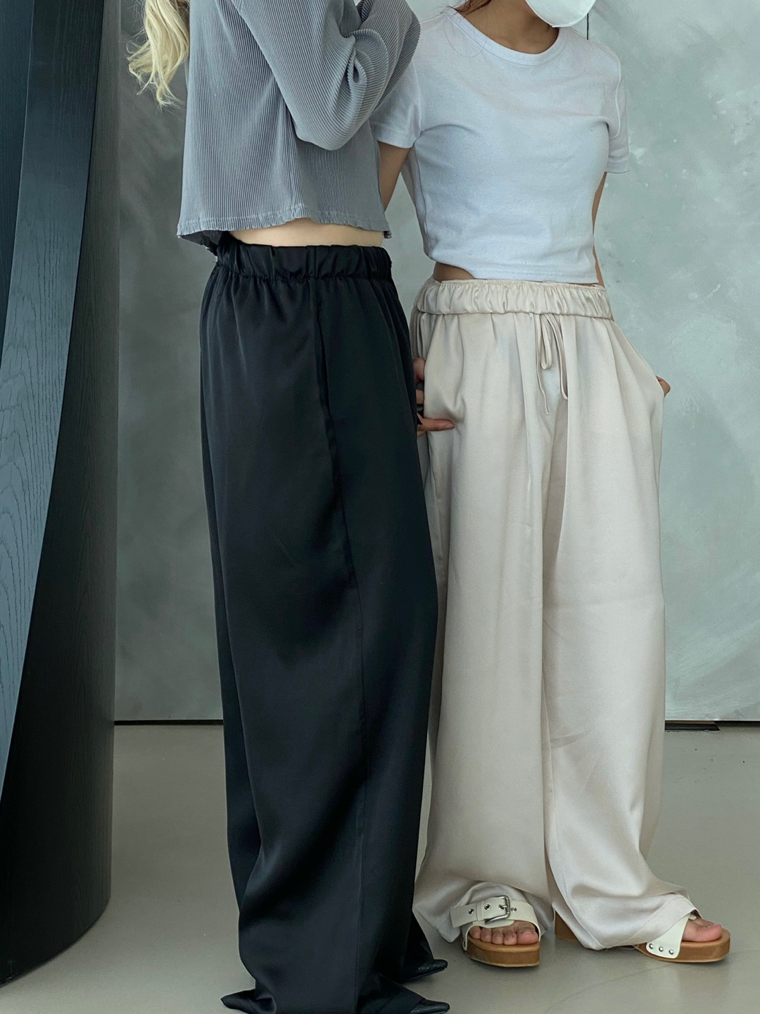 Billow maxi pants