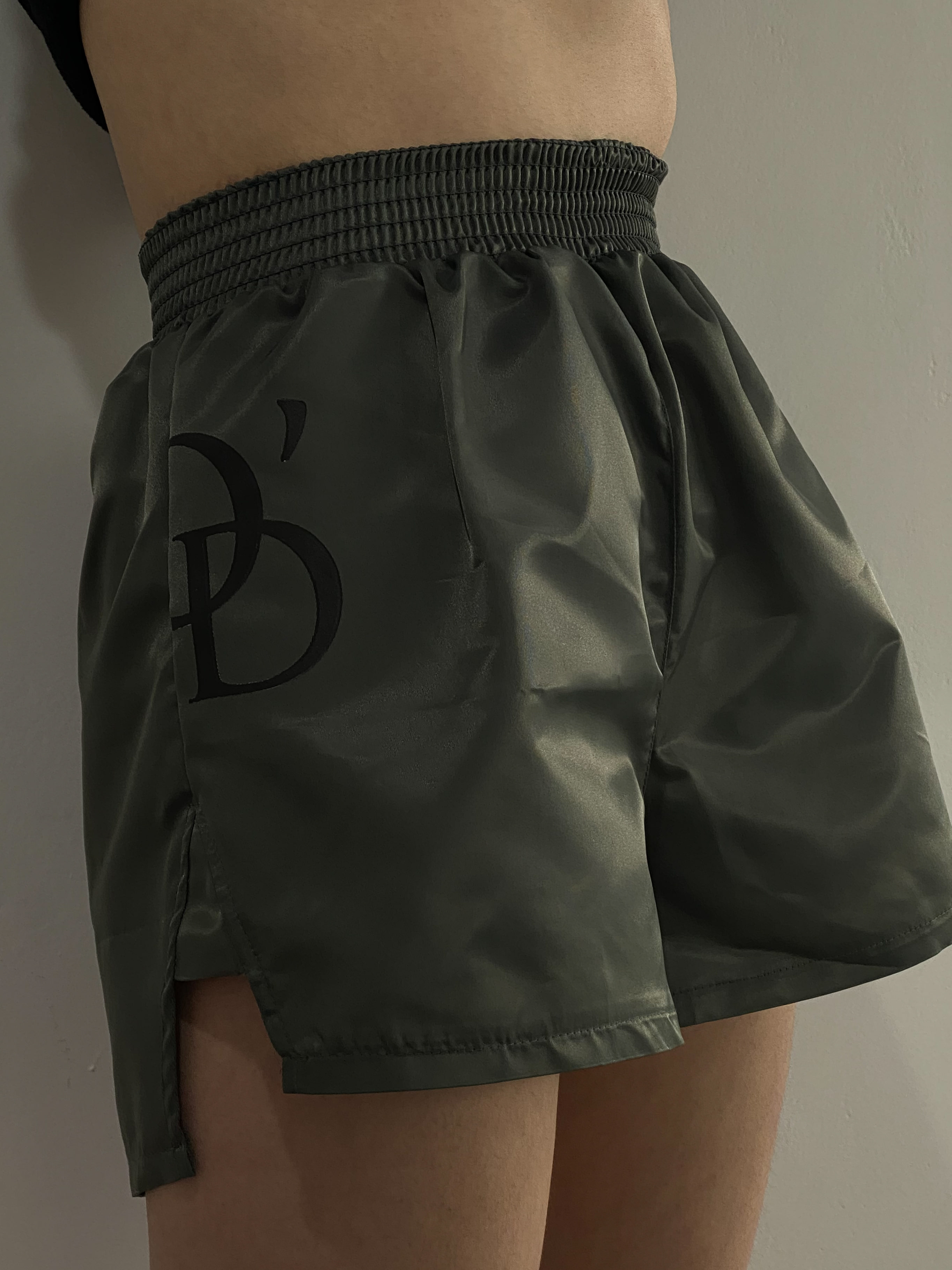 [ODOR MADE] Pocono logo shorts