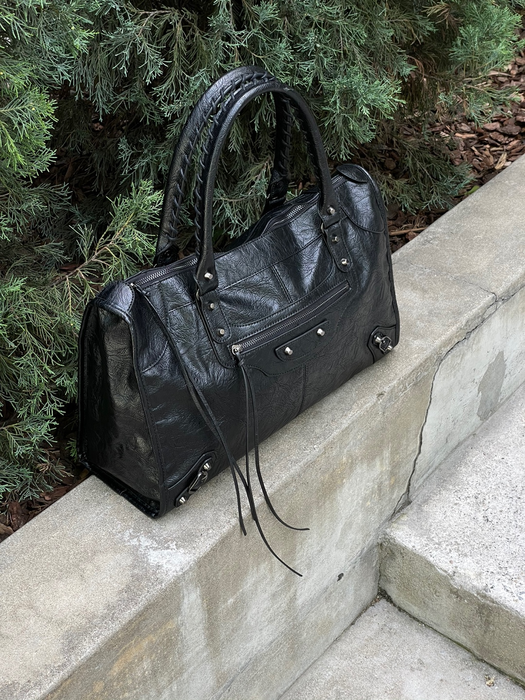 Chrome bag